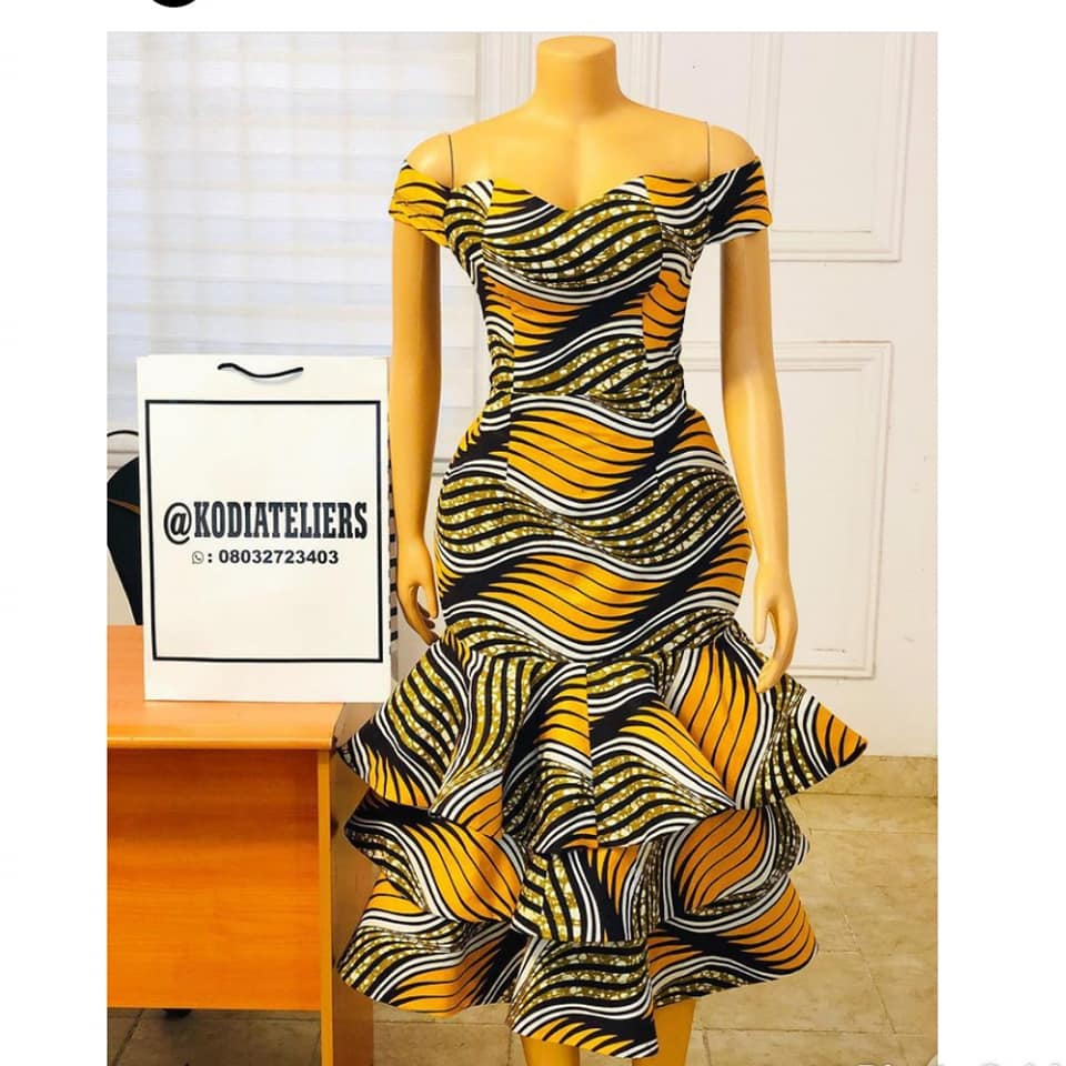 Ankara Gowns Pictures 2021